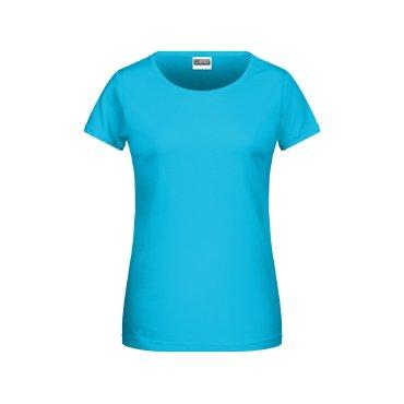 Camiseta orgánica mujer JN8007 James Nicholson