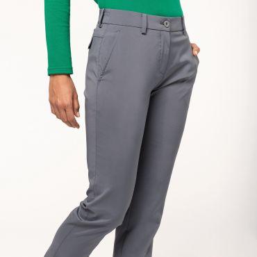 Pantalón chino mujer PA175 Proact