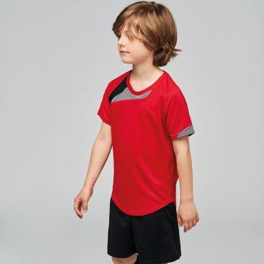 Camiseta de fútbol niños PA437 Proact