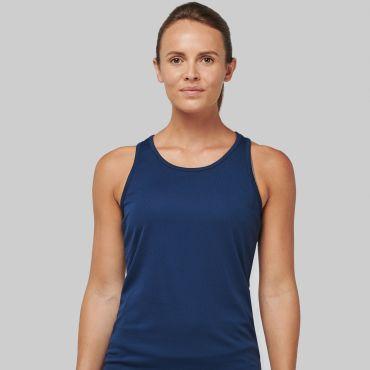 Camiseta deportiva tirantes mujer PA442 Proact