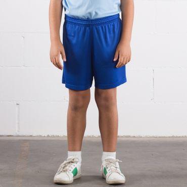 Pantalon corto deportivo niño SPRINTEX