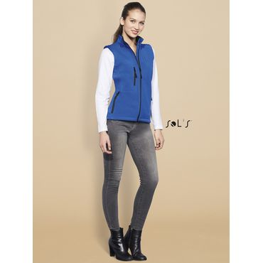 Chaleco softshell mujer RALLYE WOMEN SOL'S