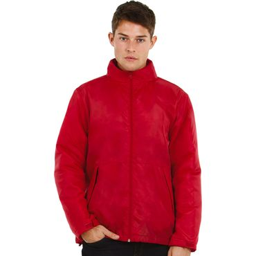 Chaqueta acolchada hombre MULTI-ACTIVE SHELL /MEN B&C