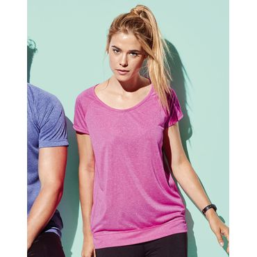 Camiseta deportiva mujer ST8300 ACTIVE PERFORMANCE Active by Stedman