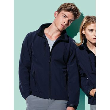 Chaqueta softshell hombre ST5230 ACTIVE Active by Stedman