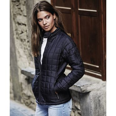 Chaqueta tipo barbour mujer 9663 BERLIN TEE JAYS