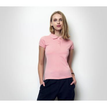 Polo pique mujer CHIC NATH