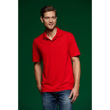 Polo manga corta hombre JN025 WORKER James Nicholson
