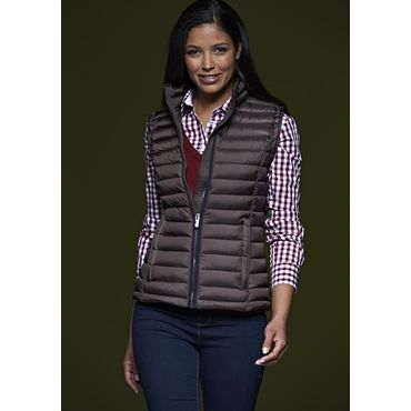 Chaleco plumas mujer JN1079 QUILTED James Nicholson