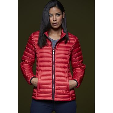 Chaqueta mujer JN1081 QUILTED James Nicholson