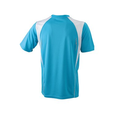 Camiseta manga corta hombre JN397 RUN-T James Nicholson