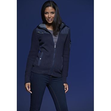 Chaqueta mujer JN509 KNITTED James Nicholson