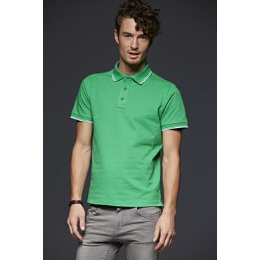 Polo manga corta hombre JN986 BASIC James Nicholson