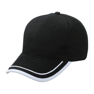 Gorra perfil bajo MB6501 PIPING Myrtle Beach