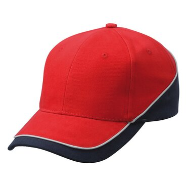 Gorra perfil bajo MB6506 PIPING Myrtle Beach