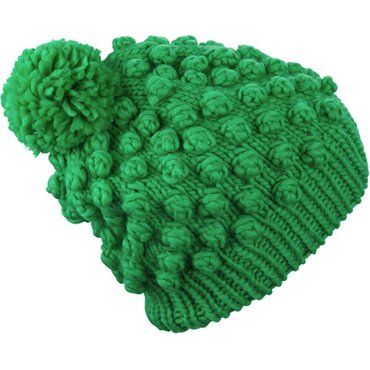 Gorro con pompón MB7951 KNITTED Myrtle Beach