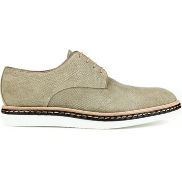 Blucher casual hombre JAM TAUPE CALCE