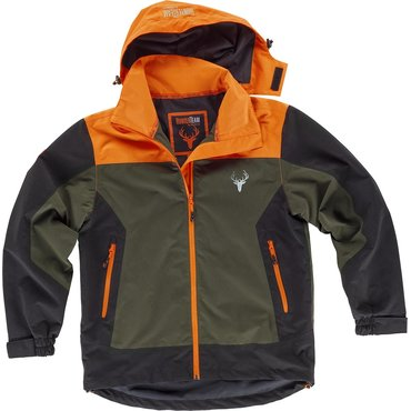 Chaqueta impermeable para campo y caza workteam hombre POLONI WORKTEAM