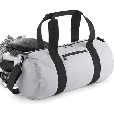 Bolsa deportiva reflectante BG136 BARREL BAG BASE