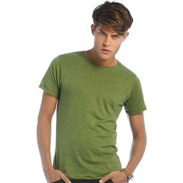 Camiseta ajustada hombre TOO CHIC MEN B&C