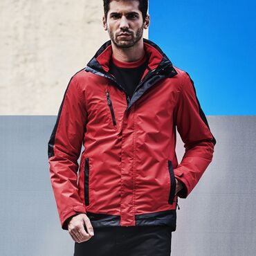 Chaqueta softshell ligera hombre TRA151 CONTRAST REGATTA CONTRAST COLLECTION