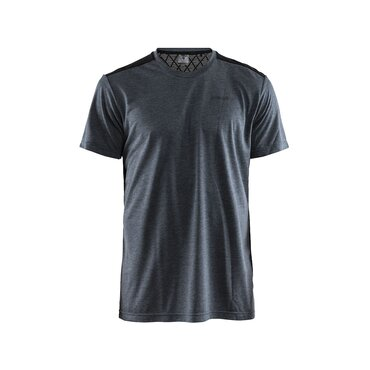 Camiseta técnica hombre CHARGE SS CRAFT