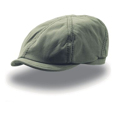 Gorra newsboy BECK ATLANTIS