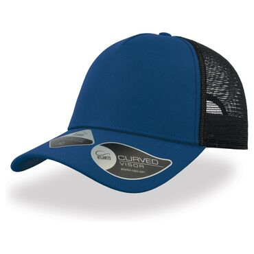 Gorra trucker RAPPER RECYCLED ATLANTIS