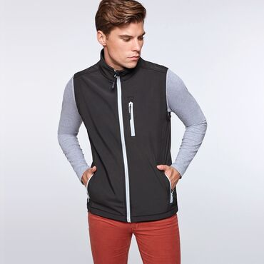 Chaleco softshell hombre NEVADA ROLY