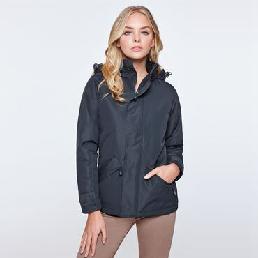 77f14ccd549c Parka con capucha mujer EUROPA WOMAN ROLY