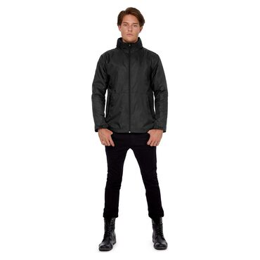 Chaqueta acolchada impermeable hombre MULTI-ACTIVE MEN B&C
