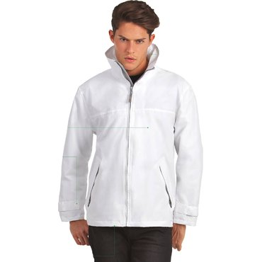 Chaqueta impremeable windbreaker hombre SPARKLING MEN B&C