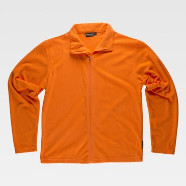 Chaqueta polar outdoor unisex HUNTERTEAM WORKTEAM