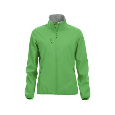 Chaqueta softshell mujer BASIC SOFTSHELL JACKET LADIES CLIQUE