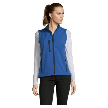 Chaleco softshell impermeable mujer RALLYE WOMEN SOL'S