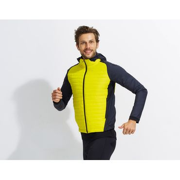 Chaqueta running con capucha hombre NEW YORK MEN SOL'S