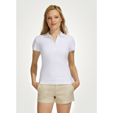 Polo orgánico pique mujer ORGANIC REEF WOMEN SOL'S