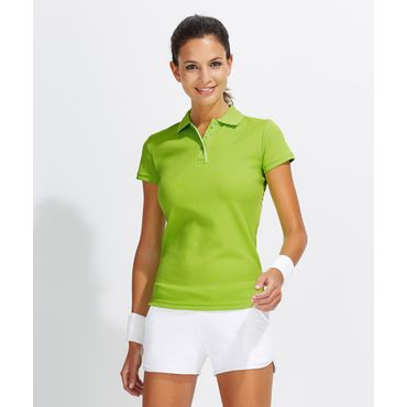 Polo deportivo mujer PERFORMER WOMEN SOL'S