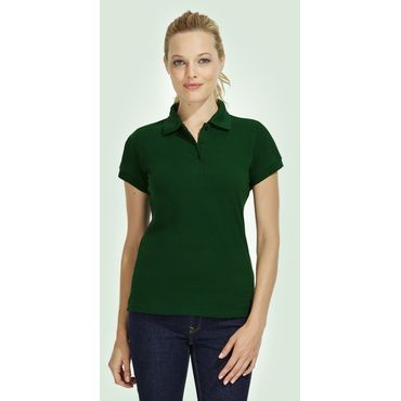 Polo pique mujer PRIME WOMAN SOL'S