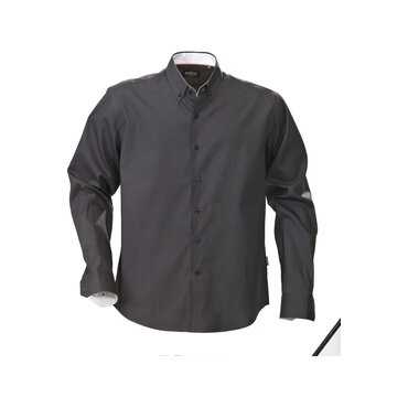 Camisa Oxford de manga larga Easycare hombre REDDING JAMES HARVEST