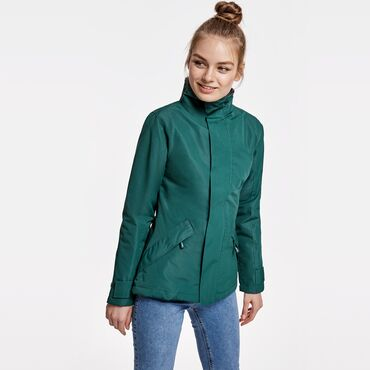 Parka con capucha mujer EUROPA WOMAN ROLY