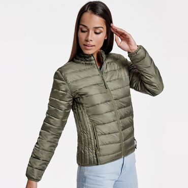Chaqueta acolchada mujer FINLAND WOMAN ROLY