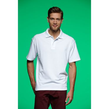 Polo pique alto gramaje hombre JN021 HEAVY James Nicholson