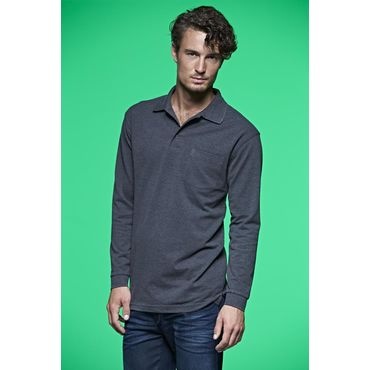 Polo manga larga hombre JN029 LONG James Nicholson