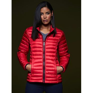 Chaqueta plumas mujer JN1081 QUILTED James Nicholson
