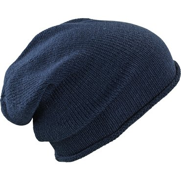 Gorro de punto beanie MB7990 ROLL-UP Myrtle Beach