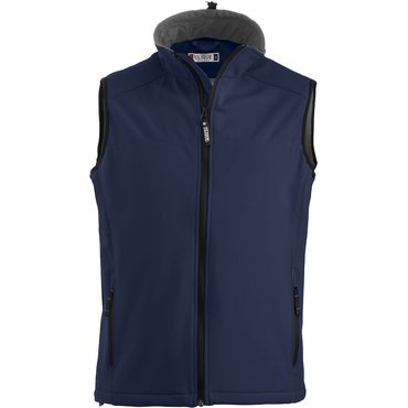 Chaleco softshell hombre SOFTSHELL VEST CLIQUE
