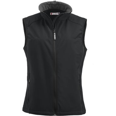 Chaleco softshell mujer SOFTSHELL VEST LADY CLIQUE