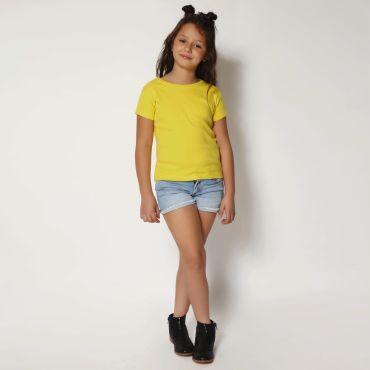 Camiseta básica niño BELLA NATH