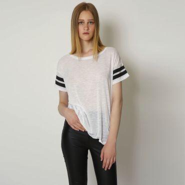 Camiseta básica oversize mujer BROOKLYN NATH